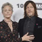 Walking Dead Stars réagit à Daryl / Carol Spinoff News: `` Je suis depuis longtemps intrigué par eux ''