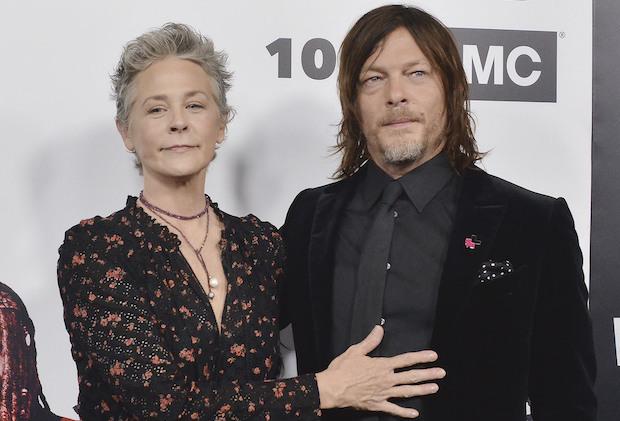 Walking Dead Stars réagit à Daryl / Carol Spinoff News: « Je suis depuis longtemps intrigué par eux »
