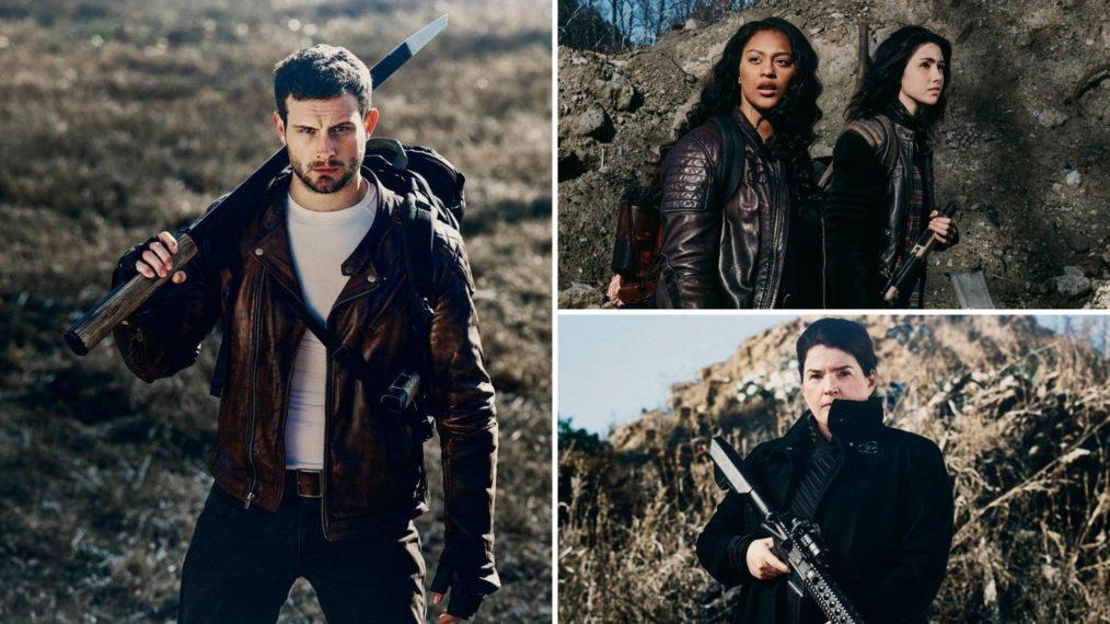 Rencontrez les personnages de 'The Walking Dead: World Beyond' (PHOTOS)