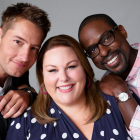 This Is Us 'Big Three Turn the Big 4-0: Regardez Justin Hartley, Sterling K.Brown, Chrissy Metz & Co.