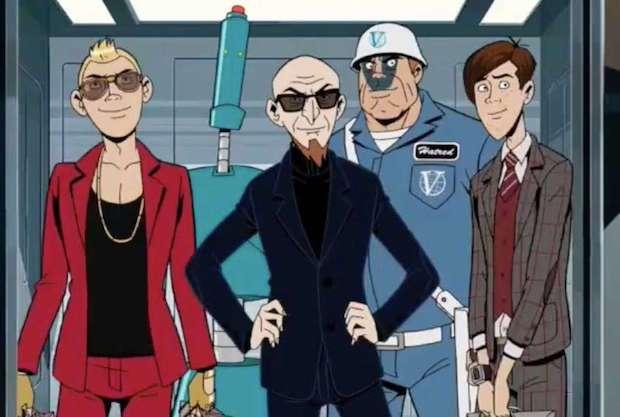Venture Bros.Annulé chez Adult Swim après 7 saisons (et plus de 17 ans!)