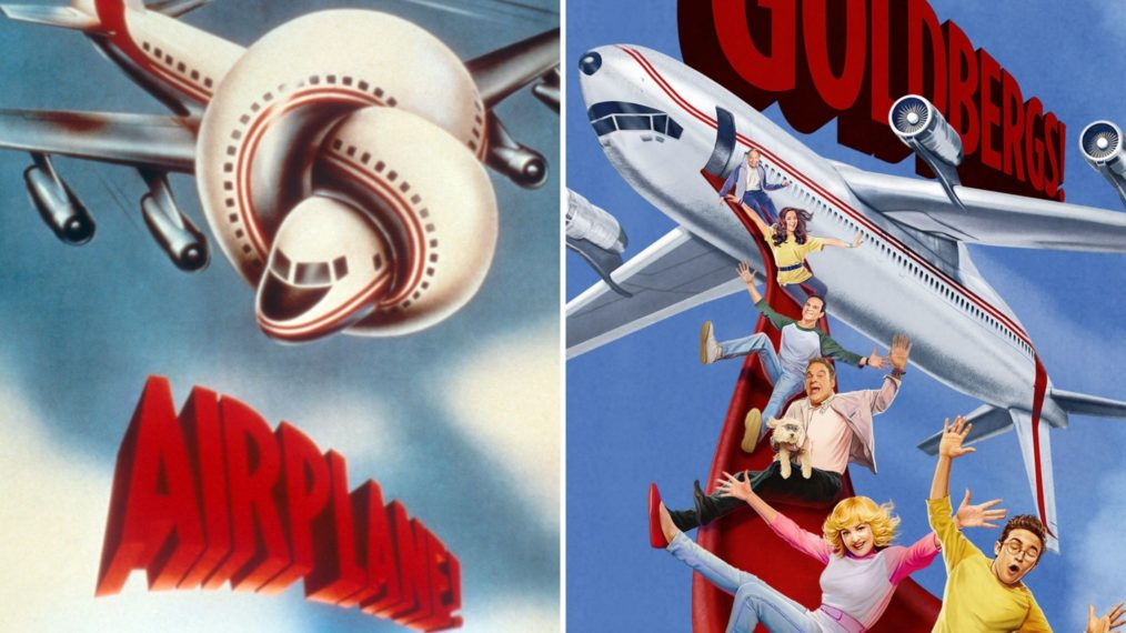 «The Goldbergs»: quel «avion!»  Star apparaît dans le premier hommage?