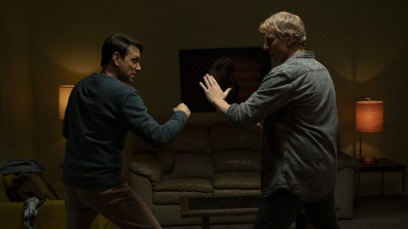 Netflix renouvelle 'Cobra Kai' pour la saison 4 – Regardez le teaser de la troisième saison (VIDEO)