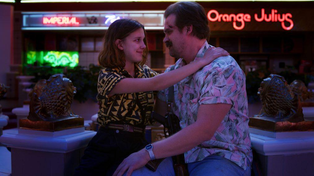 « Stranger Things » revient dans le tournage de la saison 4: voir un nouvel aperçu de Cryptic (PHOTO)