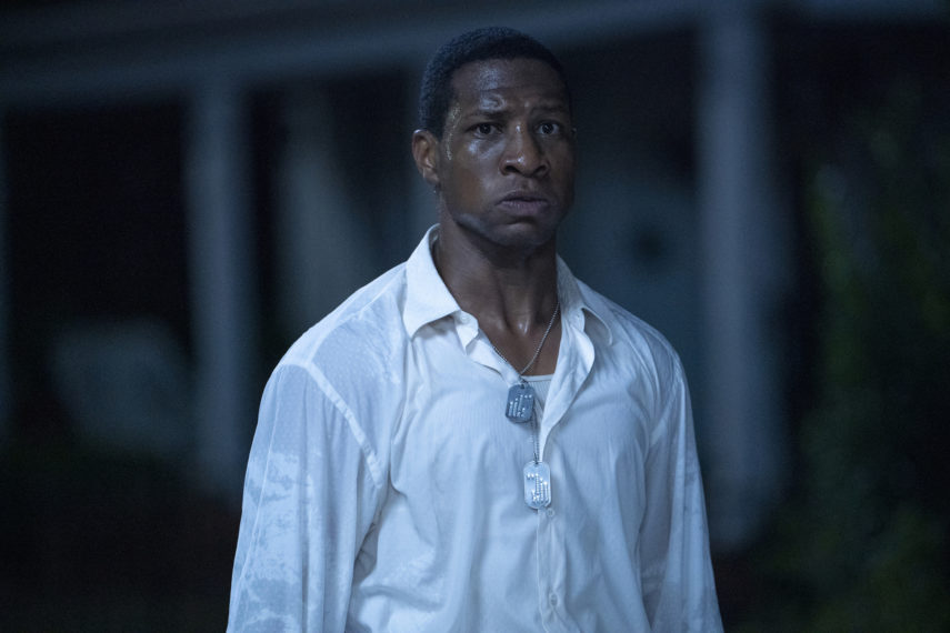 Jonathan Majors comme Tic dans Lovecraft Country Episode 8