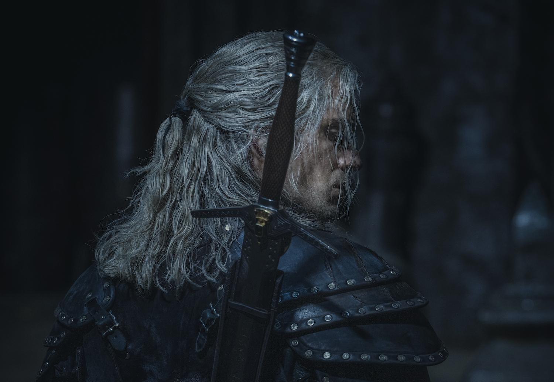 Henry Cavill Geralt Armor Saison 2 The Witcher