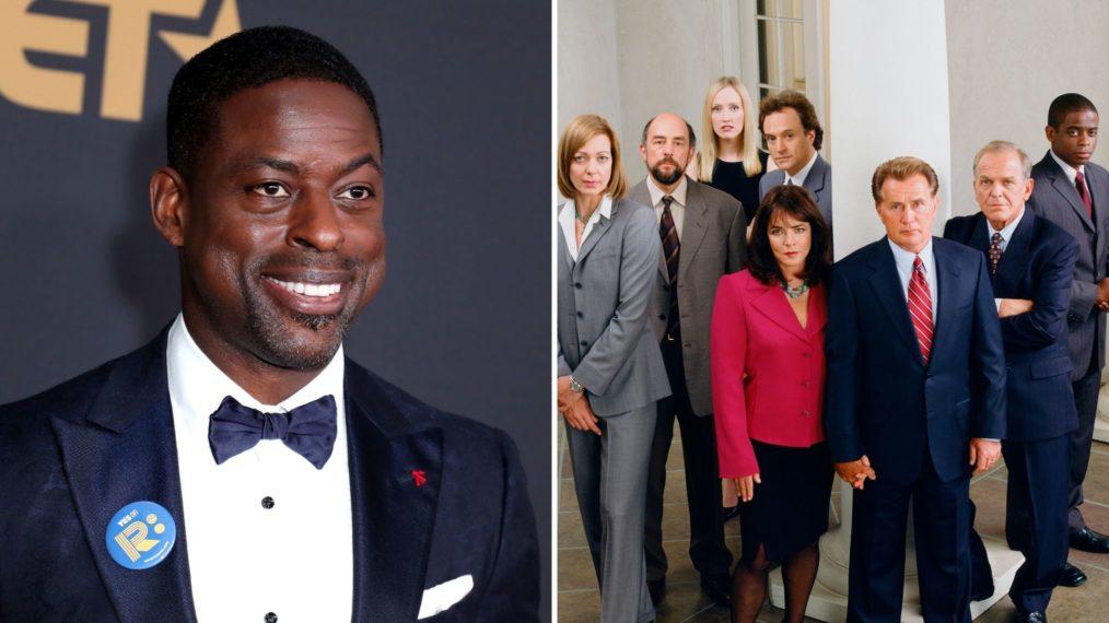 La réunion de « The West Wing » ajoute Sterling K. Brown dans un rôle spécial
