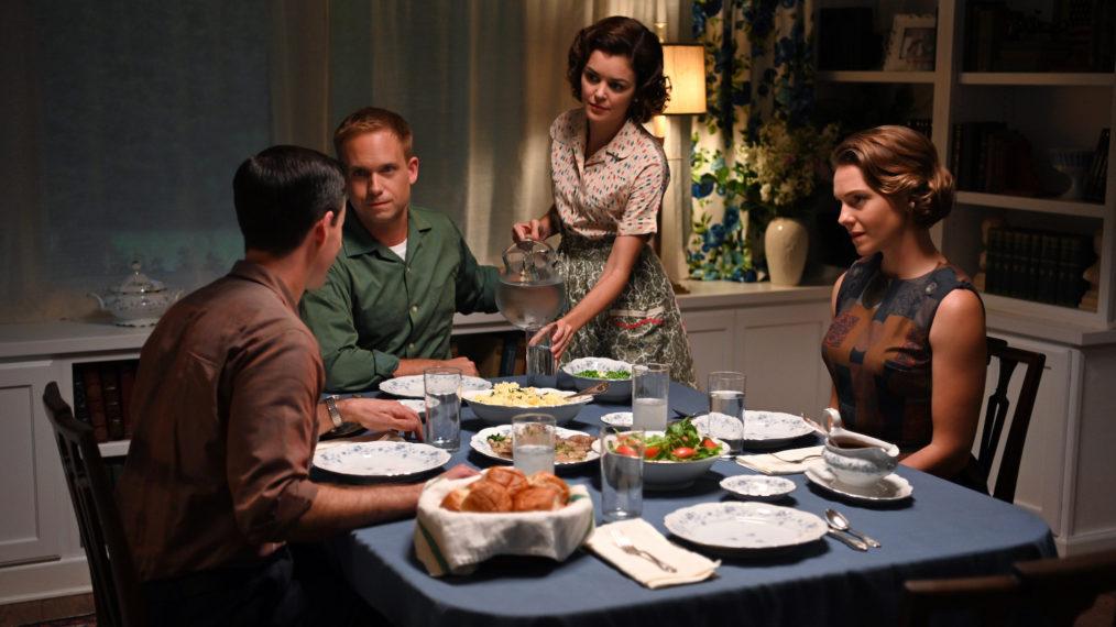 « The Right Stuff »: Nora Zehetner dit qu'Annie « peut être entièrement elle-même » avec John Glenn