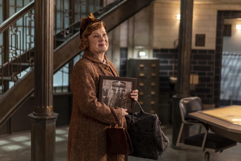 Meagen Fay Supernatural saison 15 épisode 14 Mrs Butters