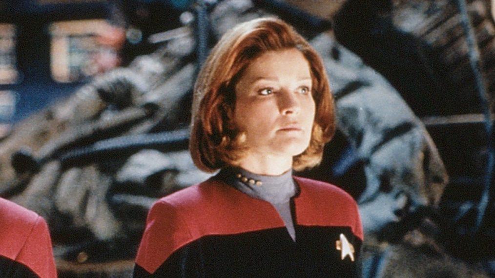 'Star Trek: Prodigy': 'Kate Mulgrew du Voyager reprendra son rôle de capitaine Kathryn Janeway