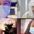 `` Grey's Anatomy '' et `` Station 19 '' consacrent des saisons aux travailleurs essentiels (VIDEO)