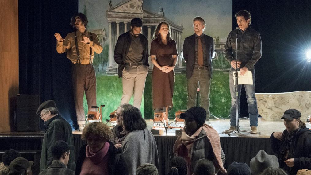 'The Stand': Apprenez à connaître les personnages des deux côtés du monde de Stephen King
