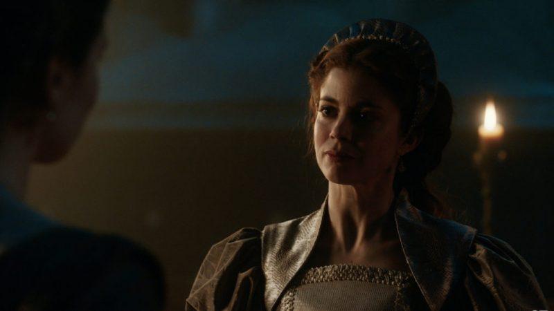 Première partie de « La princesse espagnole »: Catherine réconforte Maggie (VIDEO)