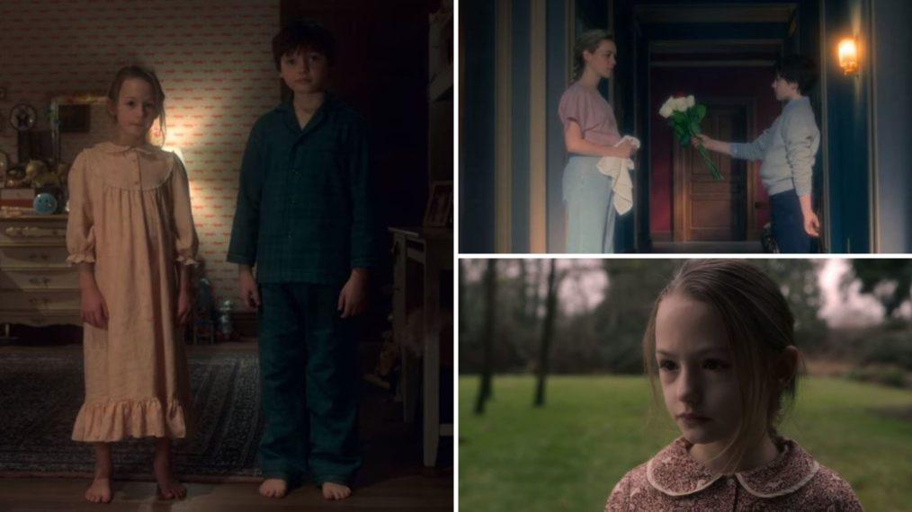 « The Haunting of Bly Manor »: 14 fois Flora et Miles n'étaient pas eux-mêmes