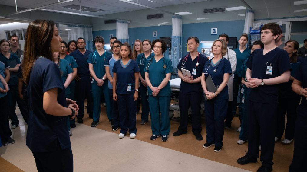 Comment « The Good Doctor » s'attaque au COVID-19 dans la saison 4