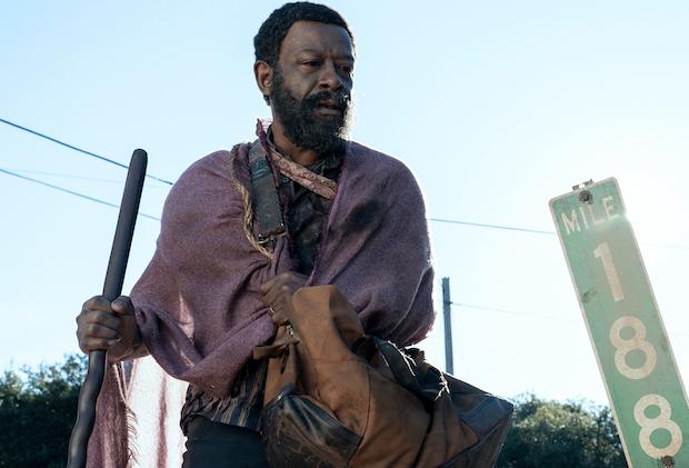 Récapitulation de la première saison 6 de Fear the Walking Dead: Mieux vaut Red Than Dead