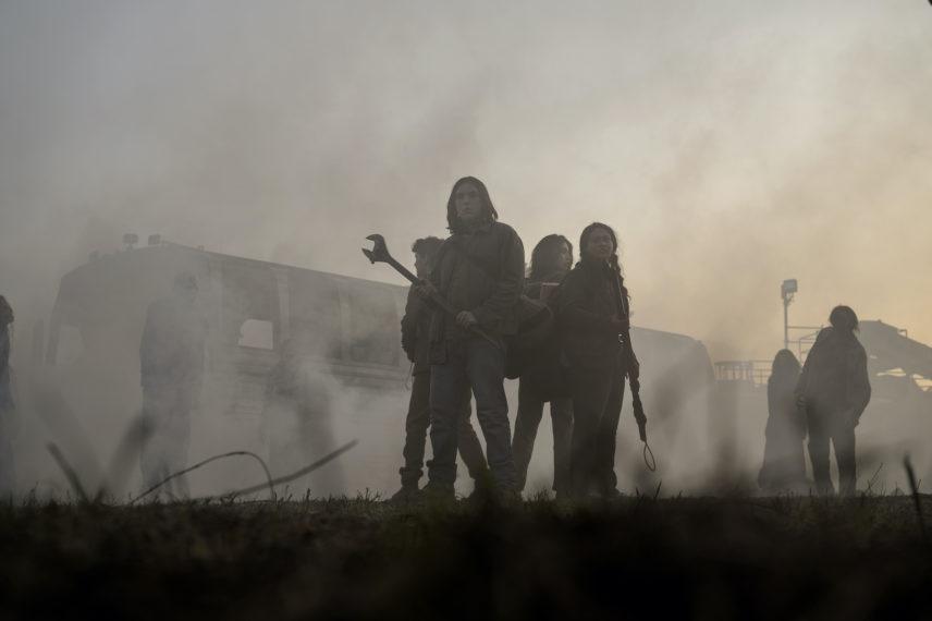 world Beyond the Blaze of Gory saison 1 épisode 2