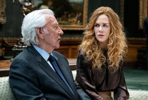 Donald Sutherland Nicole Kidman The Undoing HBO