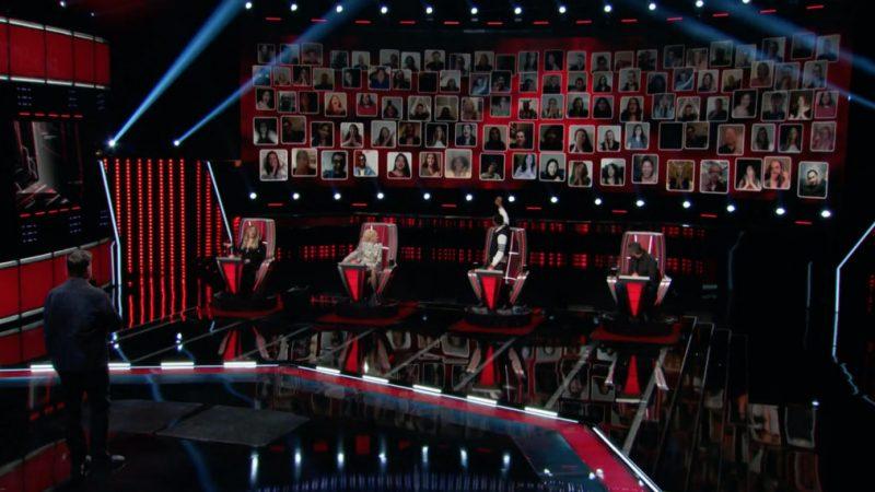 'The Voice' Saison 19: Nouveau look (virtuel), même grand talent (VIDEO)