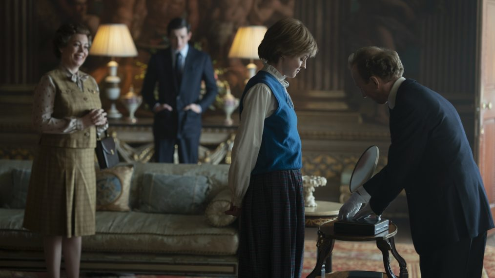 «  The Crown  » présente Royal Love & Death dans le premier regard de la saison 4 (VIDEO)