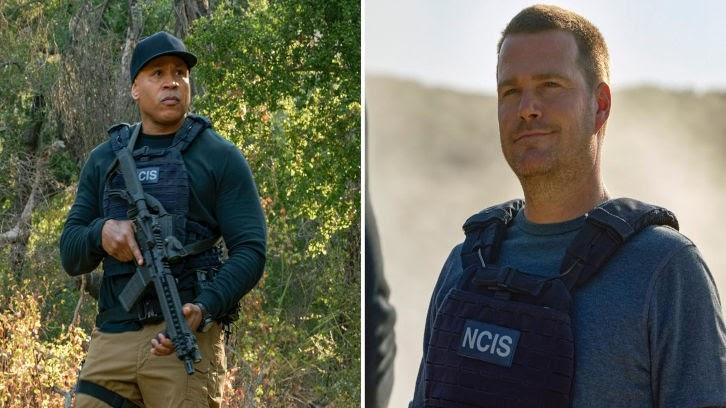 NCIS: Los Angeles – Episode 12.01 – The Bear (Saison Premiere) – Communiqué de presse