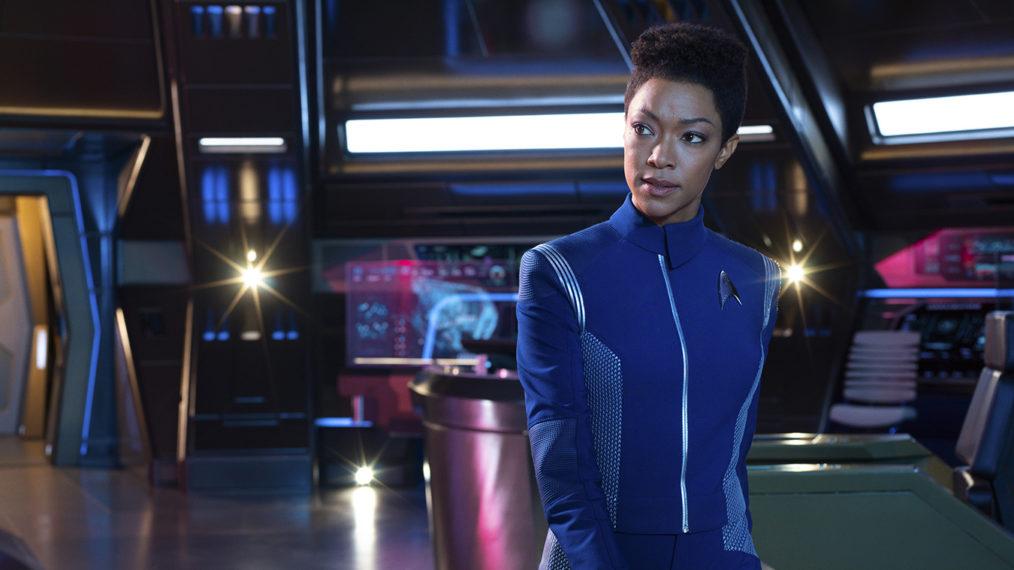Star Trek: Sonequa Martin-Green de Discovery sur le saut de l'équipage vers le futur