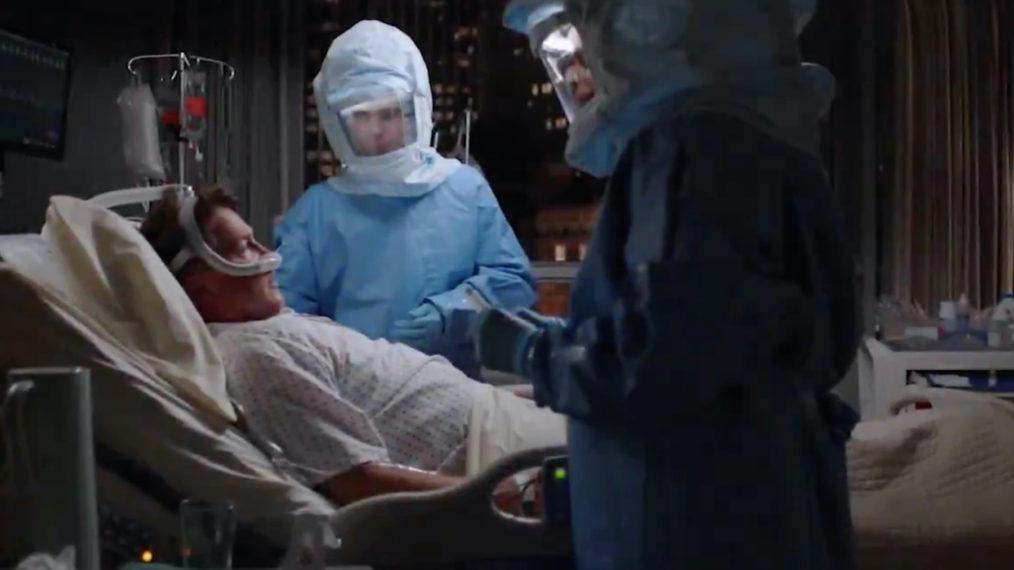 'Le bon docteur' s'adapte à un monde bouleversé par COVID-19 (VIDEO)