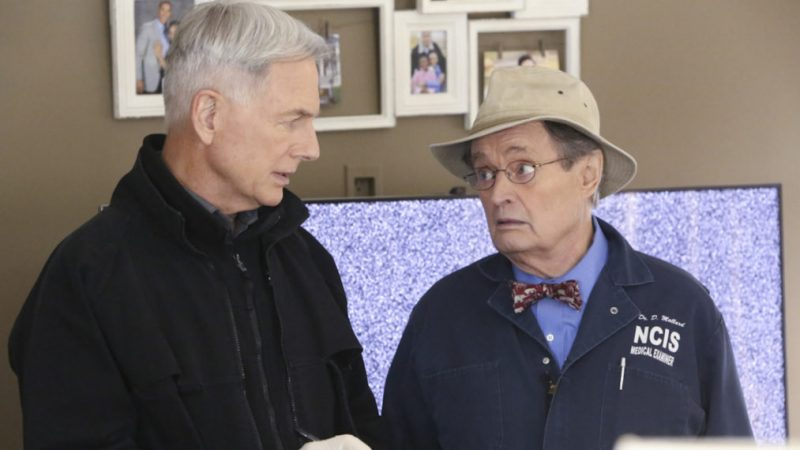 L'épisode 400 de 'NCIS' explore la trame de fond de Ducky & Gibbs