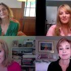 Découvrez Annie Potts, Jean Smart & More rejoindre des fans célèbres dans la réunion `` Designing Women '' (VIDEO)