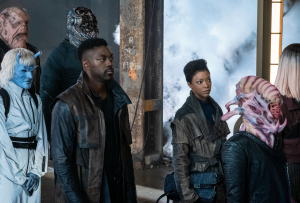 Star Trek Discovery Saison 3 Premiere Aliens