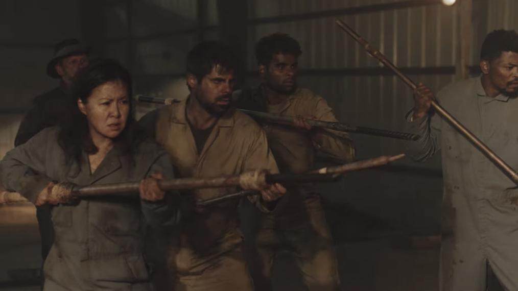 'Fear TWD': Regardez les terrifiantes premières minutes de l'épisode 2 (VIDEO)