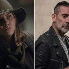`` The Walking Dead '': Maggie retrouve Negan dans Virtual Table Read (VIDEO)