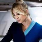 L'hôtesse de l'air de Kaley Cuoco obtient la date de lancement de HBO Max, affiche périlleuse