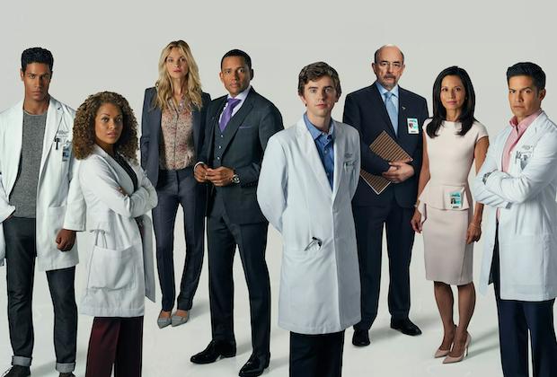 Le bon docteur: [Spoiler] De retour pour la première de la saison 4 (et au-delà?)