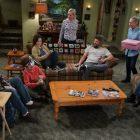 A regarder: Comédies ABC ('Conners', 'black-ish'), une nouvelle 'Rebecca', 'Next Invités' de Letterman, 'Pandas sur' Nature '