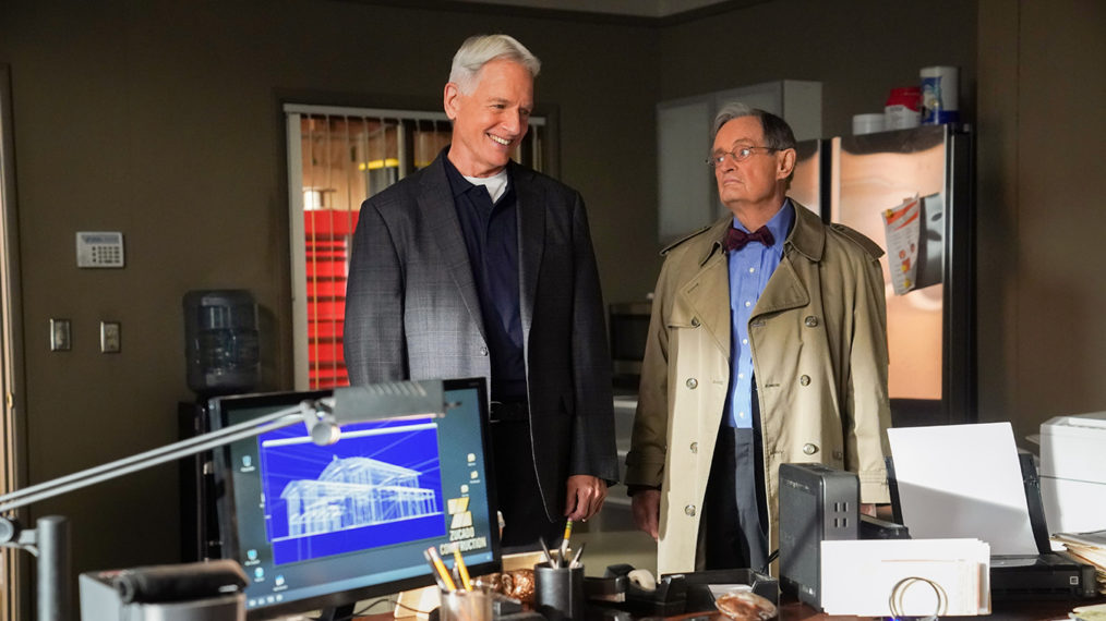 Dans l'épisode 400 de NCIS: Gibbs & Ducky's Meet-Cute, Personal Choices & More