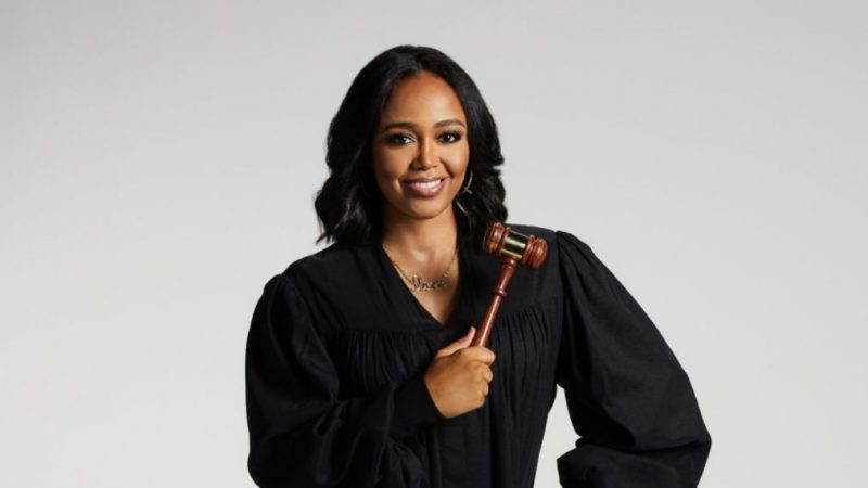All Rise for the Honorable New «  Divorce Court  » Judge Faith Jenkins