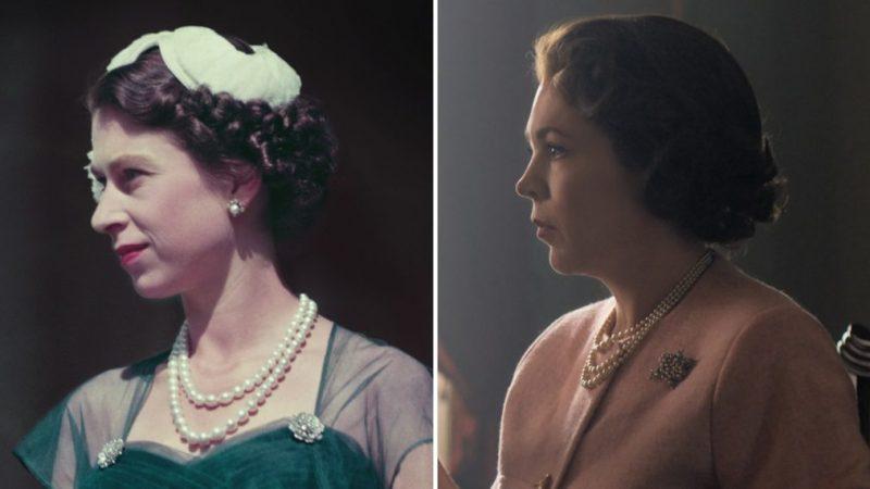 Les Royals contre « La Couronne » – Comment les étoiles se comparent-elles à la vraie monarchie?  (PHOTOS)