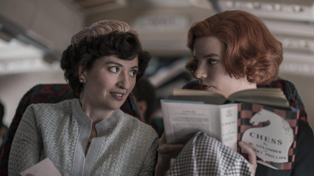 Marielle Heller et Moses Ingram de The Queen's Gambit sur leurs rôles dans l'histoire de Beth