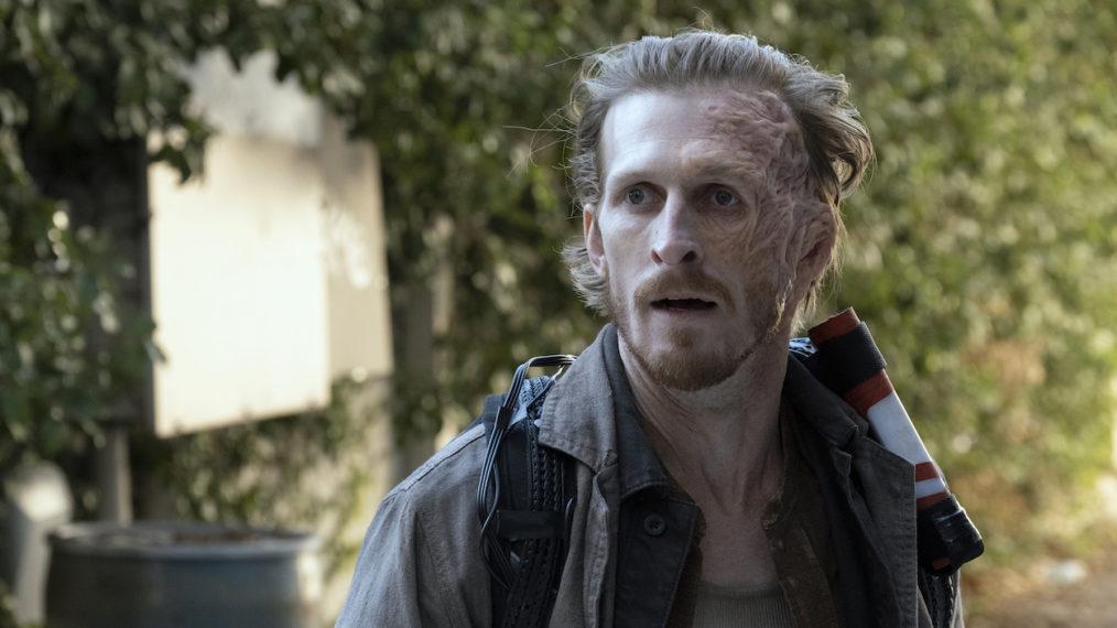 « Fear the Walking Dead »: Austin Amelio sur Shocker de Dwight et travailler avec des rats