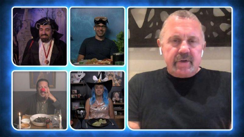 Les 'Jokers impraticables' accueillent une légende d'horreur dans un aperçu de 'Dinner Party' (VIDEO)