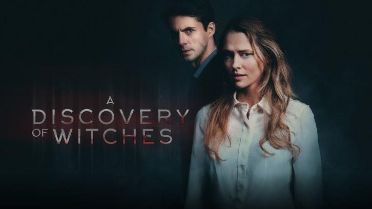 A Discovery of Witches – Saison 2 – Promo de premier aperçu, photo promotionnelle, date de première annoncée + membres de la distribution confirmés * Mise à jour le 11 octobre 2020 *