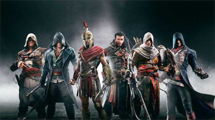 Assassin's Creed – Série télévisée en direct en développement sur Netflix
