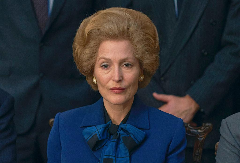 Bande-annonce de la saison 4 de la couronne: voyez (et écoutez!) La superbe transformation de Gillian Anderson en Margaret Thatcher