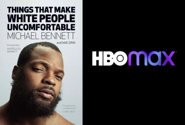 Choses qui rendent les Blancs inconfortables Anthologie, basée sur le livre d'un vétéran de la NFL, sur HBO Max