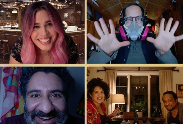 Connecter des EP taquine la « Catharsis » de la prochaine comédie de quarantaine de NBC