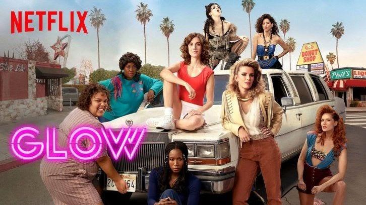 GLOW – Annulé par Netflix en raison de circonstances liées au COVID, la dernière saison restera non produite