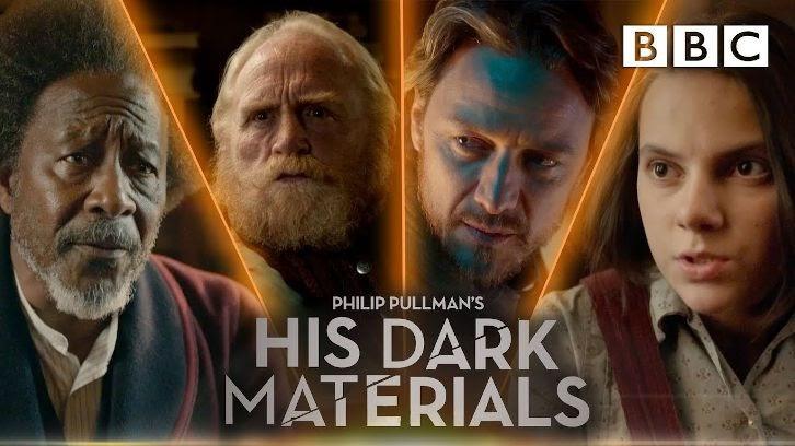His Dark Materials – Saison 2 – Communiqué de presse de la date de la première de HBO + affiches promotionnelles