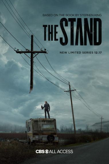 Le stand Key Art officiel CBS All Access