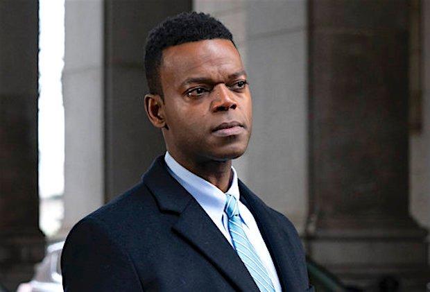 Law & Order: SVU monte Demore Barnes en série régulière pour la saison 22